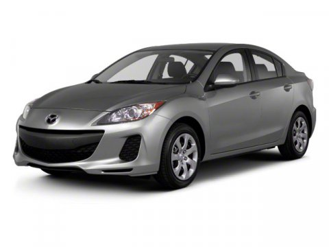 2013 Mazda Mazda3 i SV Dolphin Gray Mica V4 20L Automatic 40299 miles PREVIOUS RENTAL VEHICLE
