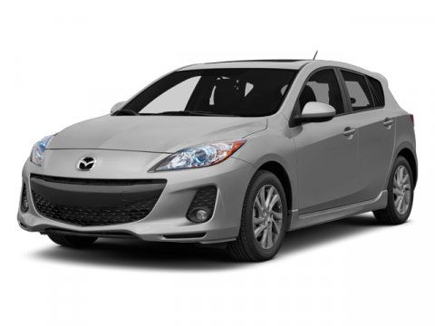 2013 Mazda Mazda3 i Touring White V4 20L 6SPD 33158 miles One Owner Accident Free Carfax Repo