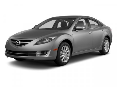 2013 Mazda Mazda6 i Sport Fireglow Red V4 25L  29160 miles Squeaky clean one owner vehicle