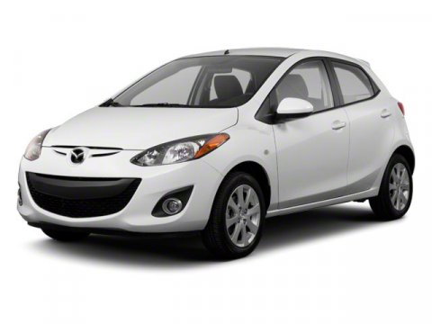 2013 Mazda Mazda2 Sport True Red V4 15L Automatic 820 miles PRIOR RENTAL-New Arrival- MP3 CD P