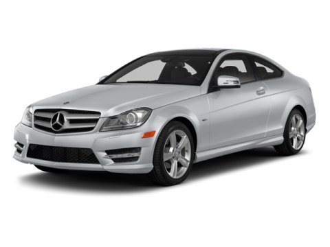2013 Mercedes C-Class C250 Coupe RWD Diamond Silver MetallicBlack V4 18L Automatic 20607 miles