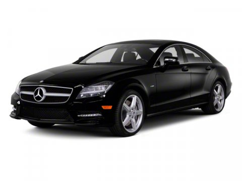 2013 Mercedes CLS-Class CLS550 4MATIC AWD BlackBlack V8 46L Automatic 40692 miles CLEAN CARFAX