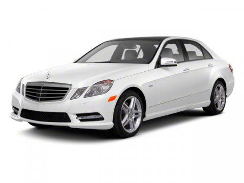 2013 Mercedes E-Class Diamond White MetallicBLACK INTERIOR V6 35L Automatic 14518 miles  Rear