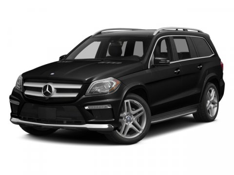 2013 Mercedes GL-Class GL550 4MATIC Iridium Silver MetallicGREY LEATHER V8 46L Automatic 7 mile