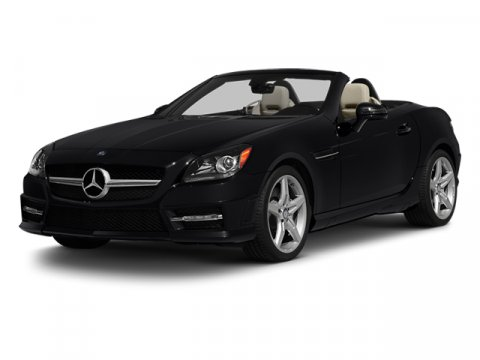 2013 Mercedes SLK-Class SLK250 Roadster Iridium Silver MetallicASH LEATHER V4 18L Automatic 328