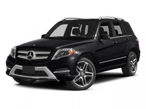 2013 Mercedes GLK-Class GLK350 4MATIC BlackBLACK MB TEX V6 35L Automatic 4 miles  HEATED FRONT