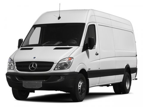 2013 Mercedes Sprinter Cargo Van 3500 170 EXT Pebble GrayLIMA BLACK FABR V6 30L Automatic 0 mil