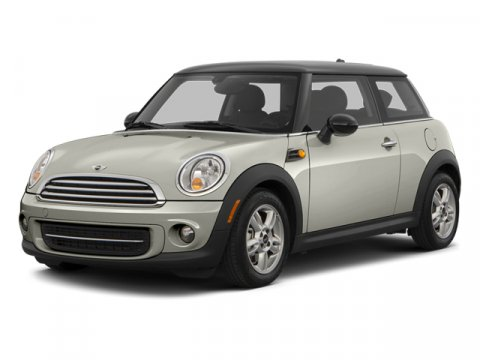 2013 MINI Cooper Coupe Hatchback Pepper WhiteCarbon Black V4 16L Automatic 26735 miles 2013 M