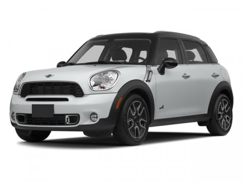 2013 MINI Cooper Countryman S Absolute Black Metallic V4 16L Automatic 4524 miles  Turbocharge