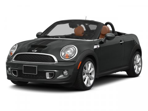 2013 MINI Cooper Roadster Convertible FWD Midnight Black MetallicCarbon Black V4 16L Automatic