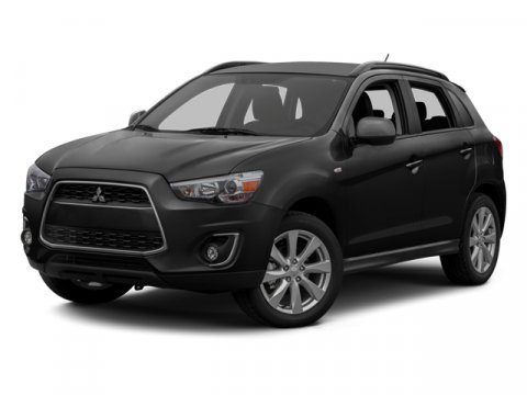2013 Mitsubishi Outlander Sport ES Rally Red MetallicBlack V4 20L Variable 5 miles  ACCESSORY