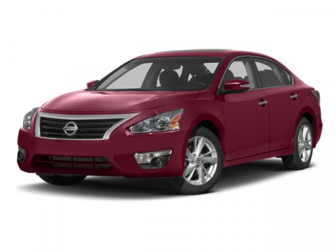 2013 Nissan Altima 25 SL Cayenne Red Metallic V4 25L Variable 0 miles  Keyless Start  Front