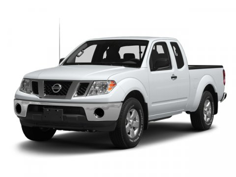 2013 Nissan Frontier S Glacier WhiteWSTEEL V4 25L Manual 0 miles  A92 UNDER RAIL BED LINER