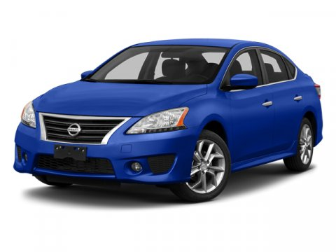 2013 Nissan Sentra SR Metallic Blue V4 18L Variable 36123 miles  Front Wheel Drive  Power St