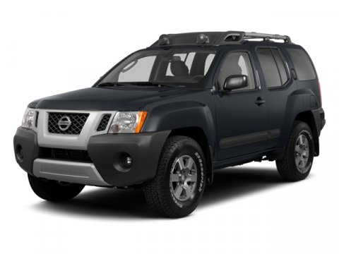 2013 Nissan Xterra X Super Black V6 40L Automatic 8 miles  Rear Wheel Drive  Power Steering