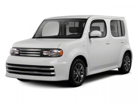 2013 Nissan cube S Pearl White V4 18L Variable 8 miles  LockingLimited Slip Differential  Fr