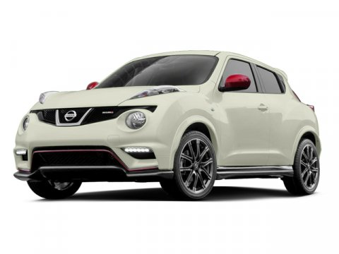 2013 Nissan JUKE NISMO Pearl WhiteNAVIGATION PKG V4 16L Manual 0 miles FOR AN ADDITIONAL 250