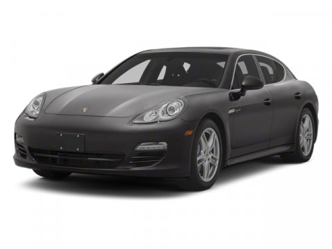 2013 Porsche Panamera S Hybrid White V6 30L Automatic 9875 miles  4-ZONE AUTOMATIC AIR CONDIT