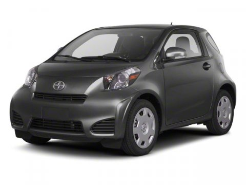 2013 Scion iQ Magnetic Gray MetallicBlack V4 13L Variable 0 miles  2-PIECE FRONT SEAT CARPETED