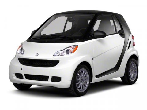 2013 Smart fortwo Passion Silver MetallicBlack V3 10 Automatic 0 miles  BRABUS SPORT PKG -inc
