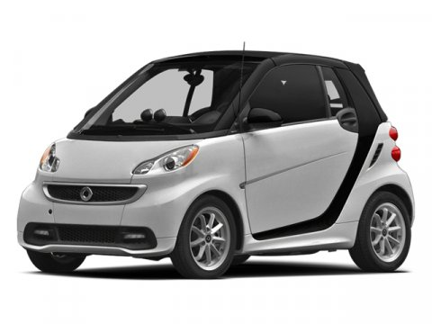 2013 Smart Fortwo Electric Drive Cabriolet Crystal WhiteBLACK V 0 Automatic 8 miles Smart is in