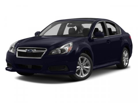 2013 Subaru Legacy 25i Premium Ice Silver MetallicDK GRAY V4 25L Variable 7 miles   Stock