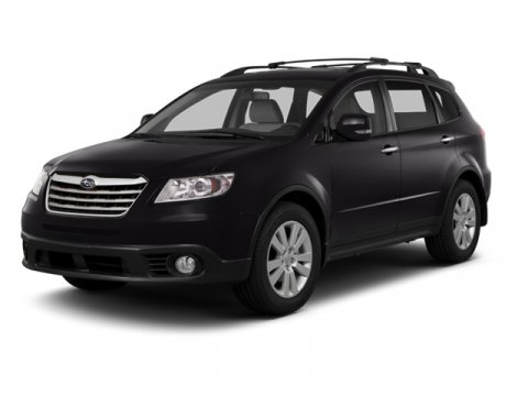2013 Subaru Tribeca Limited Venetian Red Pearl V6 36L Automatic 26113 miles  All Wheel Drive