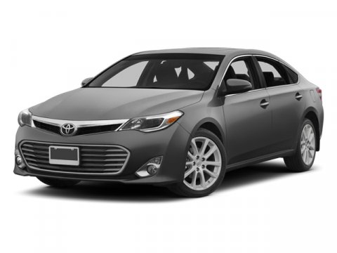 2013 Toyota Avalon XLE Magnetic Gray Metallic V6 35L Automatic 55142 miles Look at this 2013