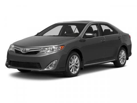 2013 Toyota Camry XLE Magnetic Gray MetallicTAN LEATHER V4 25L Automatic 5 miles  SunMoonroof