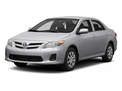 2013 Toyota Corolla L Magnetic Gray MetallicBisque V4 18L Automatic 0 miles  CARPETED FRONTRE