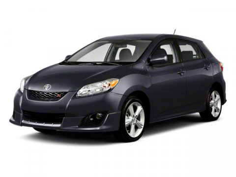 2013 Toyota Matrix L Magnetic Gray Metallic V4 18L Automatic 5 miles  Front Wheel Drive  Powe