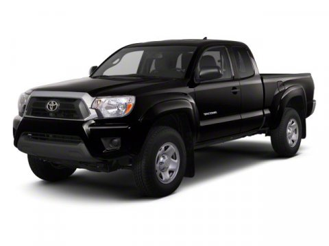 2013 Toyota Tacoma 4WD Access Cab V6 MT Magnetic Gray Metallic V6 40L Manual 5 miles  Locking