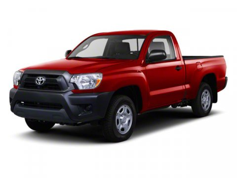 2013 Toyota Tacoma Silver Streak Metallic V4 27L Automatic 52349 miles Check out this 2013 To