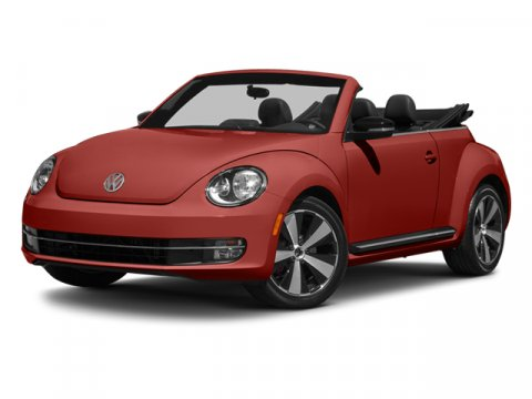 2013 Volkswagen Beetle Convertible 20T wSound Deep Black Pearl MetallicTitan Black V4 20L Auto