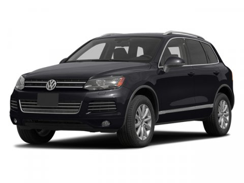 2013 Volkswagen Touareg Sport Night Blue MetallicBlack Anthracite V6 36L Automatic 19495 miles
