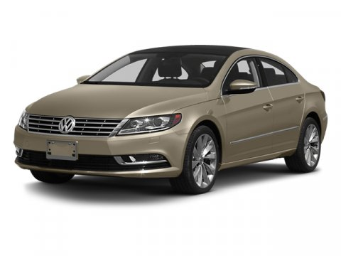 2013 Volkswagen CC Sport Deep Black Metallic V4 20L Automatic 11722 miles Turbocharged Front