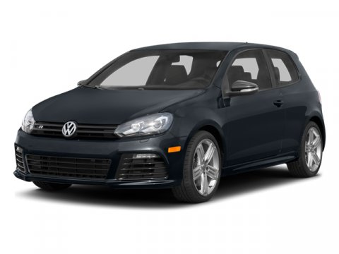 2013 Volkswagen Golf R R Deep Black Metallic V4 20L Manual 60210 miles Previous owner purchas