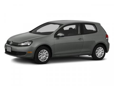 2013 Volkswagen Golf 2DR HB PZEV MT Gray V5 25L Manual 52631 miles Titan Black wCloth Seatin