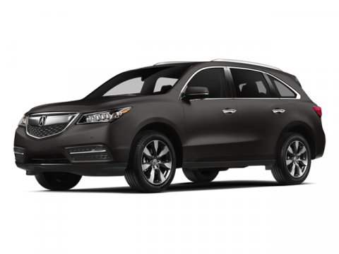 2014 Acura MDX AdvanceEntertainment Pkg Graphite Luster Metallic V6 35 L Automatic 10 miles