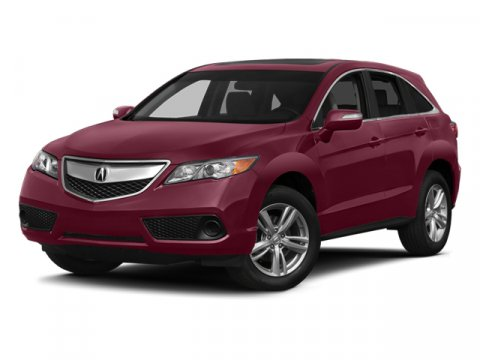 2014 Acura RDX  V6 35 L Automatic 10 miles  All Wheel Drive  Power Steering  ABS  4-Wheel D