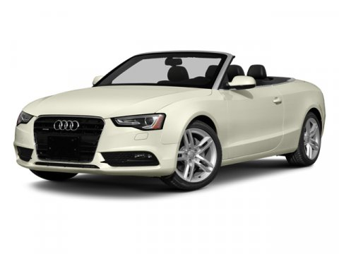 2014 Audi A5 20T Premium Convertible FWD Dakota Gray MetallicBrown RoofGray V4 20 L Variable