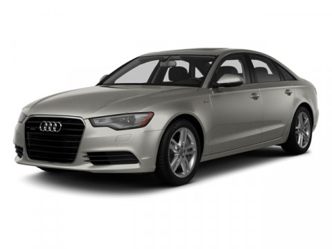 2014 Audi A6 30T Premium Plus Ice Silver Metallic V6 30 L Automatic 0 miles  Supercharged  A