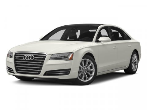 2014 Audi A8 L 30L  V6 30 L Automatic 5 miles  Supercharged  All Wheel Drive  Air Suspensio