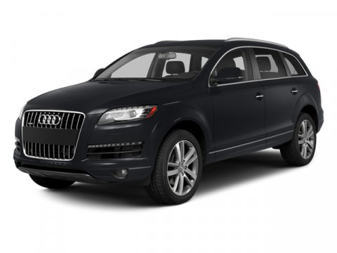 2014 Audi Q7 30T Premium Plus Graphite Gray Metallic V6 30 L Automatic 5 miles  Supercharged