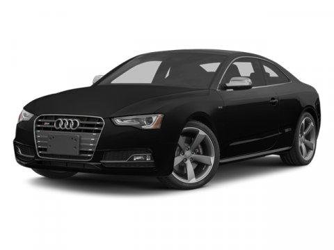 2014 Audi S5 30L Prestige Coupe Quattro BlackBlack V6 30 L Automatic 20283 miles No Dealer F