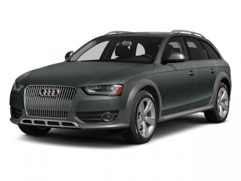 2014 Audi allroad Premium Plus Ice Silver Metallic V4 20 L Automatic 34703 miles  AUDI FIRST
