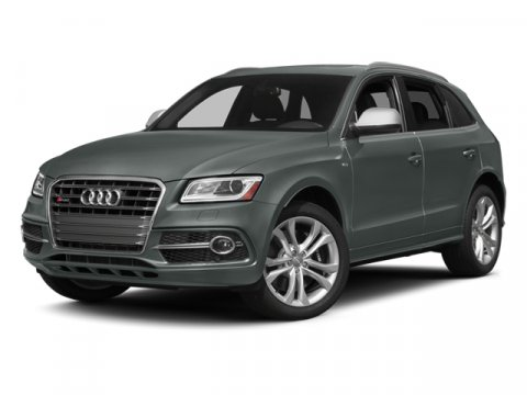 2014 Audi SQ5 30T Premium Plus Quattro Monsoon Gray MetallicBlack V6 30 L Automatic 38520 mil