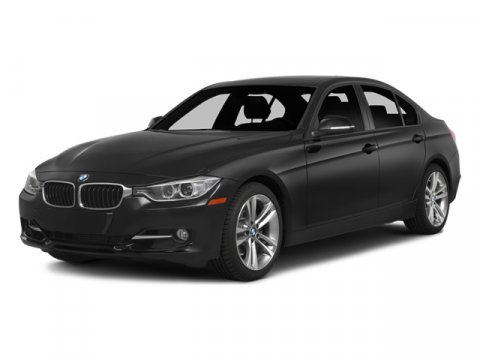 2014 BMW 3 Series 320i SilverBlack V4 20 L Automatic 43786 miles Only 43 786 Miles Delivers
