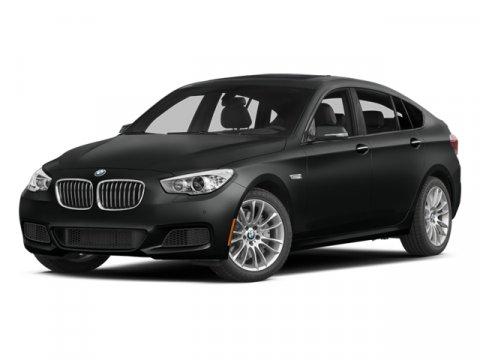 2014 BMW 5 Series 535i Gran Turismo xDrive AWD Glacier Silver MetallicCinnamon Brown V6 30 L Au