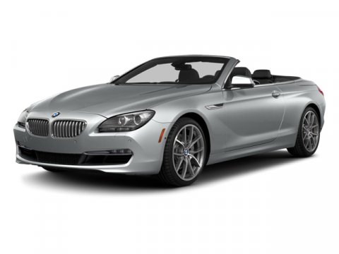 2014 BMW 6 Series 640i Convertible RWD Vermilion Red MetallicBlack V6 30 L Automatic 22668 mil